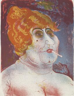 Proxeneta, de Dix (1923)
