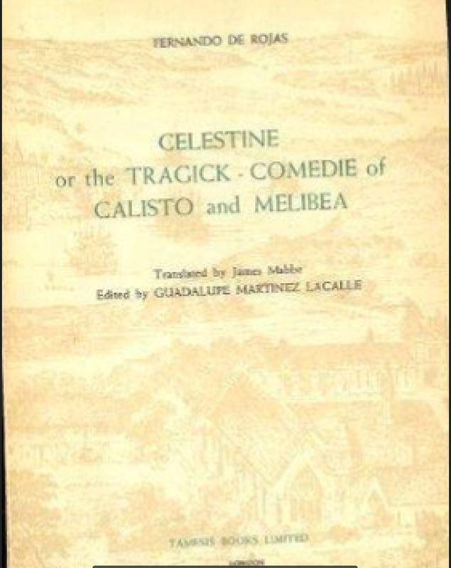 Portada de la edición de Tamesis Books Ltd, 1972
