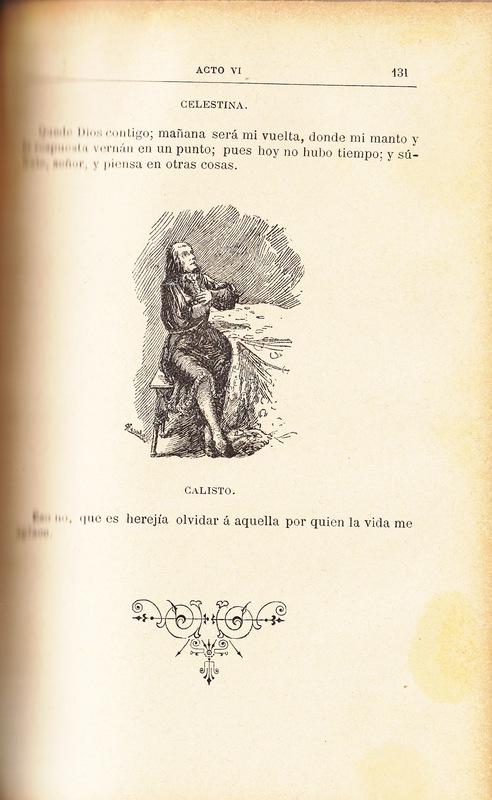 Ilustración tercera del acto VI de la edición de Barcelona (1883)