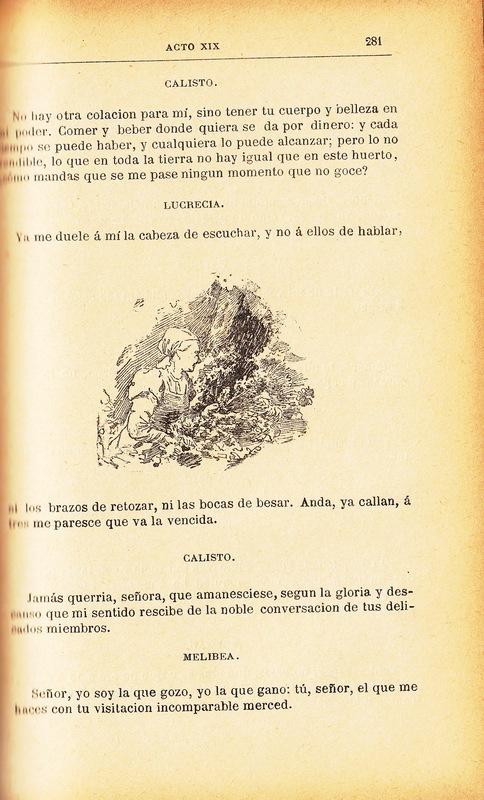 Ilustración segunda del acto XIX de la edición de Barcelona (1883)