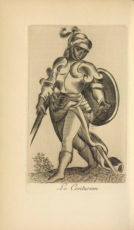 Ilustración del acto XVII de París, 1922
