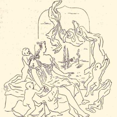 Ilustración primera del prólogo de la edición de México (1947)