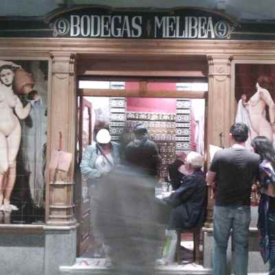 Bodegas Melibea, bar de Madrid (2015)