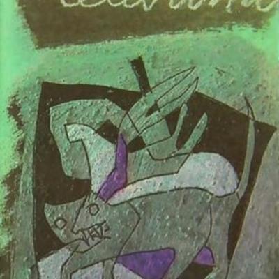 Ilustración primera de la portada de la edición de Budapest (1979)