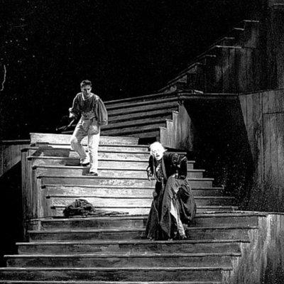 Representación para el Festival D'Avignon, 1989