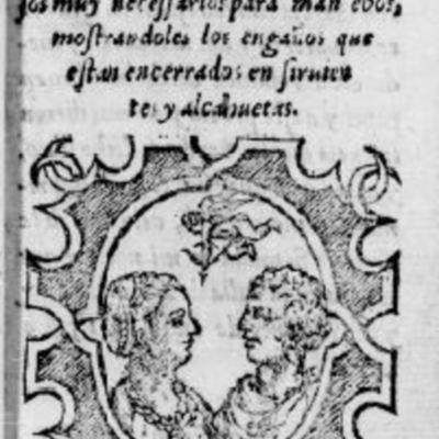 Portada de Madrid, 1569