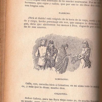 Ilustración del acto XI de la edición de Barcelona (1883)