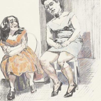 La Celestina, de Rego (2001 c.)