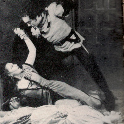 Representación del Théâtre Palace, París, de Meyer (1945-1946)<br />