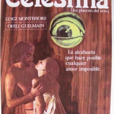 Cartel anunciador de La Celestina de Sabido