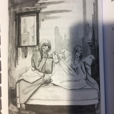 Ilustración del acto 7 de la edición de Madrid, 2010