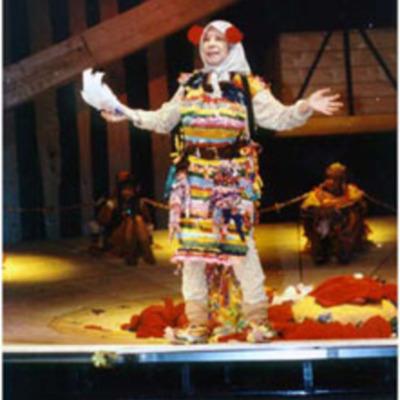 Representación del Teatro Contemporáneo de Moscú, Rusia, de Kolyada (2012)<br />