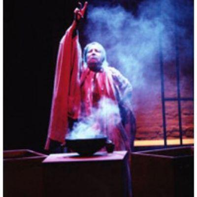 Representación del Arlequín Teatro, Asunción, Paraguay, de Aguilera (2005)<br />