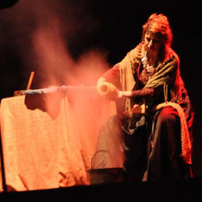 Representación del Aedo Teatro, Sevilla, 2009