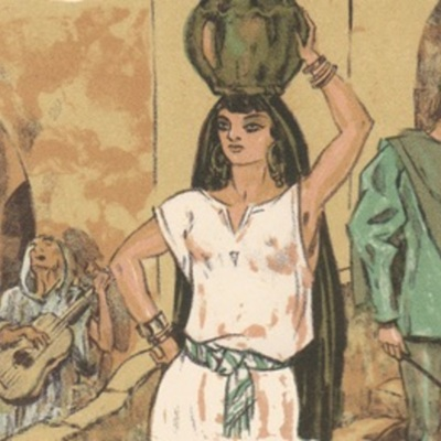 Ilustración segunda del acto II de la edición de París (1949)
