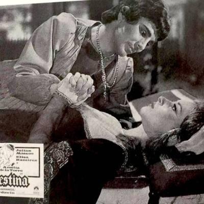 Fotocromo 20 de la película LaCelestina,de Ardavín