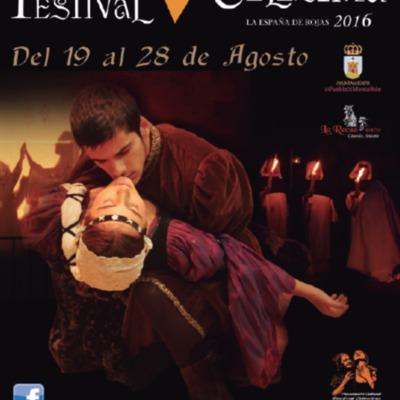 Representación del Festival Celestina, la Puebla de Montalbán, 2016