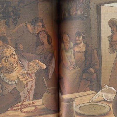 Ilustración del Acto IX de la edición de Barcelona, 2011