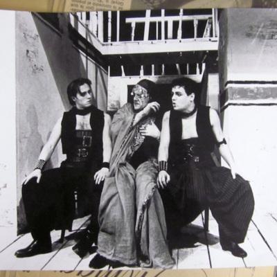 Representación de The Citizen's Theatre, 1986