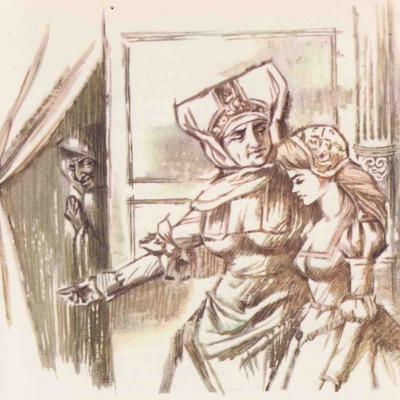 Ilustración segunda del acto X de la edición de Barcelona (1968)