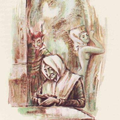 Ilustración segunda de la introducción de la edición de Barcelona (1968)