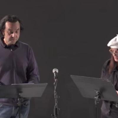 Representación del XII Salón Internacional del Libro Teatral (Aula de Teatro Juan del Enzina), Salamanca (2011)
