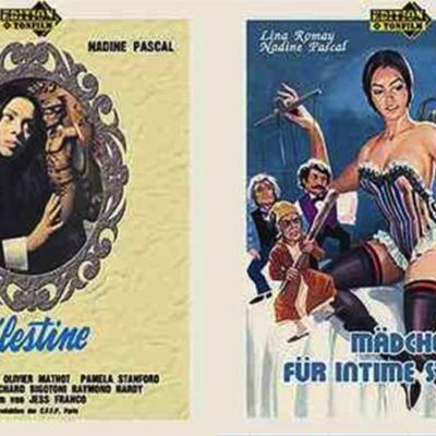 Carteles anunciadores de la película de Franco (1974)
