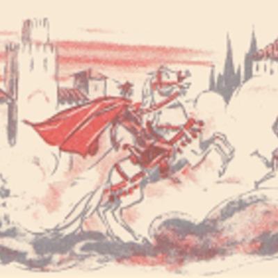 Ilustración tercera del acto II de la edición de París (1949)