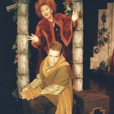 Celestina, a Tragic Music  Comedy, de Bond y Fiske, Nueva York (1999)  --Celestina y Pármeno