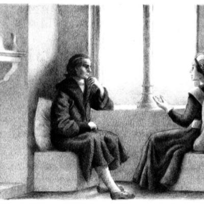 Ilustración segunda del acto XVI de la edición de Barcelona (1996)