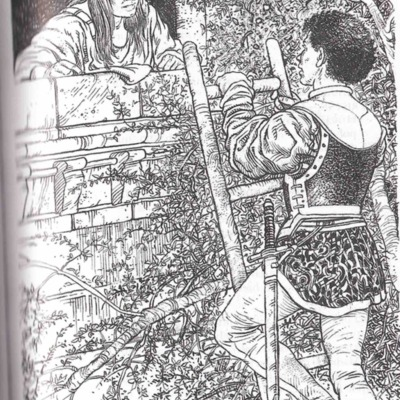 Ilustración de la página 275 de la edición Madrid, 2001.