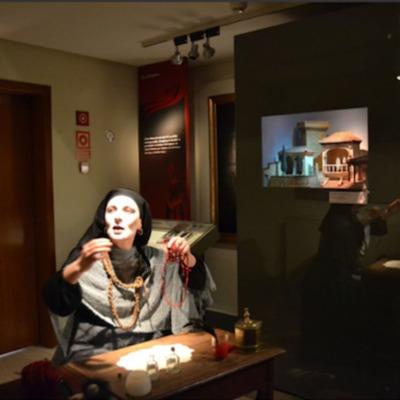 Representación del Museo del Teatro, Almagro (2017)<br />