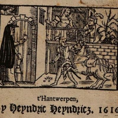 Portada de la edición de Amberes (1616)
