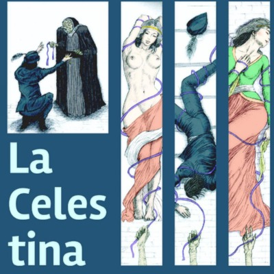 Ilustraciones de La Celestina, de Jaimes Serrano (2015)