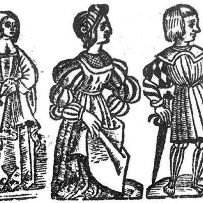 Ilustración del acto XVIII de la edición de Toledo (1538)