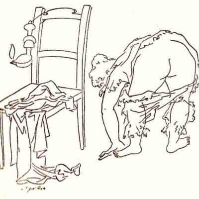 Ilustración segunda del acto VII de la edición de México (1947)