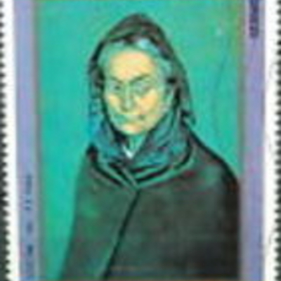 Sello de correos de Guinea Ecuatorial (1981 c.)