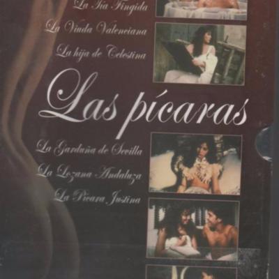 Portada DVD de Las Pícaras de TVE (1983)