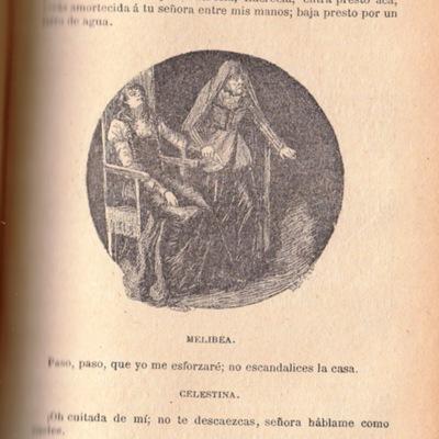 Ilustración del acto X de la edición de Barcelona (1883)