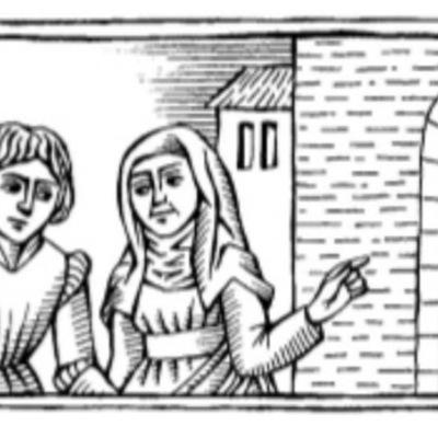 Ilustración primera del acto VII de la edición de Barcelona (1996)