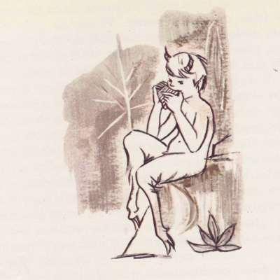 Ilustración cuarta de la introducción de la edición de Barcelona (1968)
