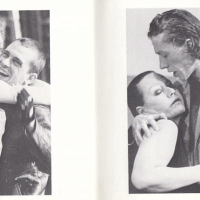 Representación del Theater Basel, Basilea, 1992.