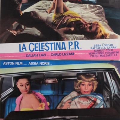Fotocromo 3 de la película La CelestinaP...R...de Lizzani.