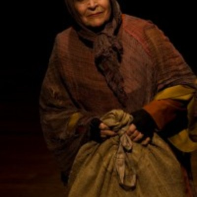 Representación del Teatro Peter Travesí, Cochabamba, Bolivia, 2013