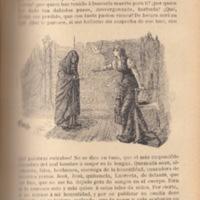 Ilustración segunda del acto IV de la edición de Barcelona (1883)