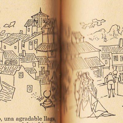 Ilustración del acto X de la edición de Barcelona (1967)
