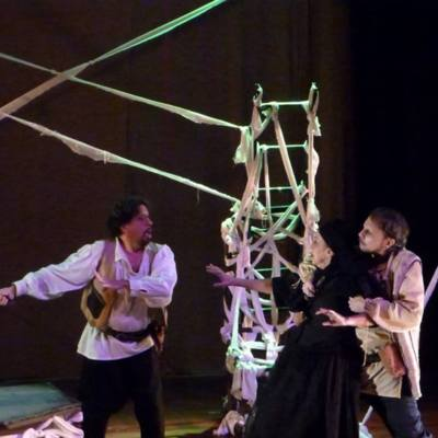 Representación del Festival de Teatro de Caracas, 2015-2016