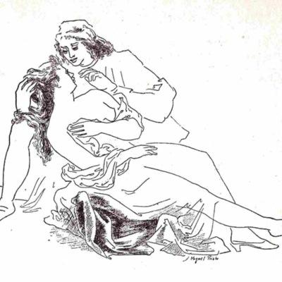Ilustración tercera del prólogo de la edición de México (1947)