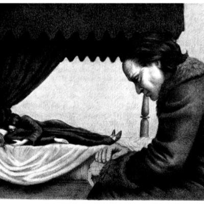 Ilustración segunda del acto XXI de la edición de Barcelona (1996)