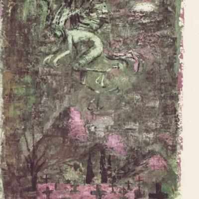 Ilustración segunda del acto VI de la edición de Barcelona (1968)
